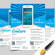 Mobile Apps Flyer.