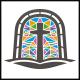 Church Poly Window Logo