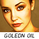 Golden Oil Paint
