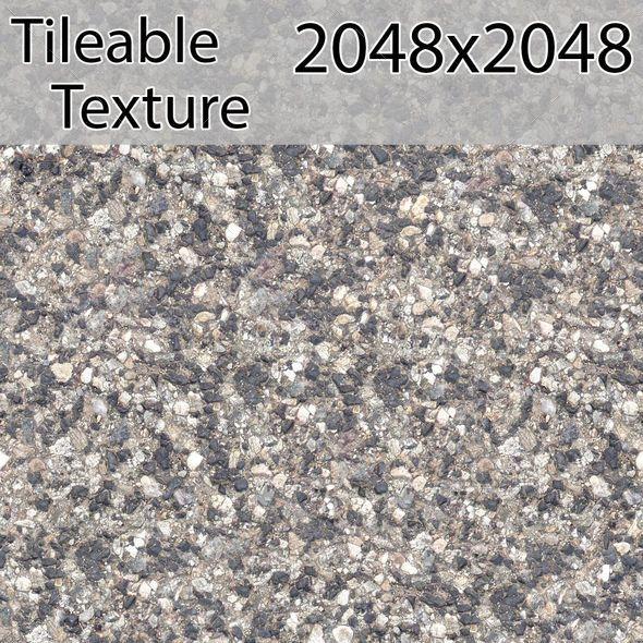 Gravel-00322-texture - 3DOcean Item for Sale