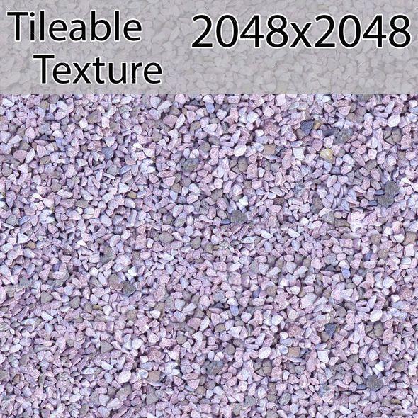 Gravel-00323-texture - 3DOcean Item for Sale