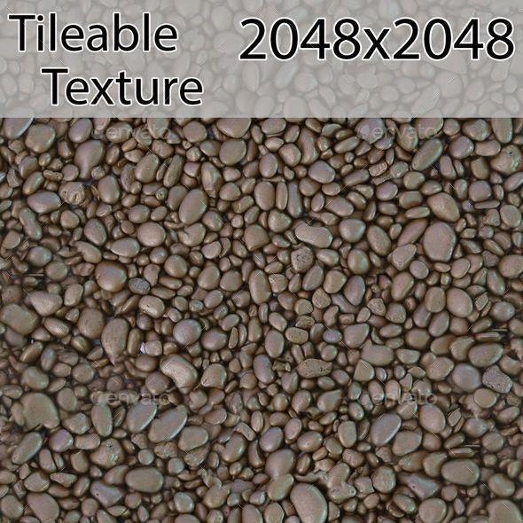 Gravel-00324-texture - 3DOcean Item for Sale