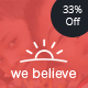 WeBelieve | Responsive Multi-Purpose Church Theme