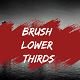 Brush Lower Thirds