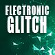Digital Glitch Dubstep Logo