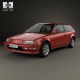 Honda Civic hatchback 1987