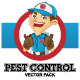 Pest Control Vector Pack