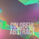 Colorful Abstract Overlay And Background Loop V3