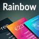 Rainbow - Responsive Pricing Tables