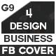 Facebook Cover Bundle(vol : 4) - 4 Design