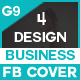 Facebook Cover Bundle(vol : 5) - 4 Design
