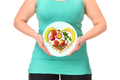 The concept of diet and healthy food