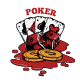Poker T-Shirt Design