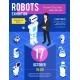 Robots Exhibition Isometric Poster