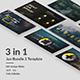 Jun Bundle 2 - Creative Powerpoint Template