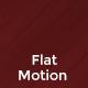 Flat Motion Backgrounds