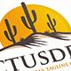 Cactus Desert Logo Design