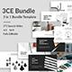 3CE Bundle - Minimal Powerpoint Template