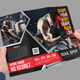 Fitness / Gym Tri-fold Brochure
