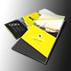 Corporate Modern Tri-Fold Brochure Template