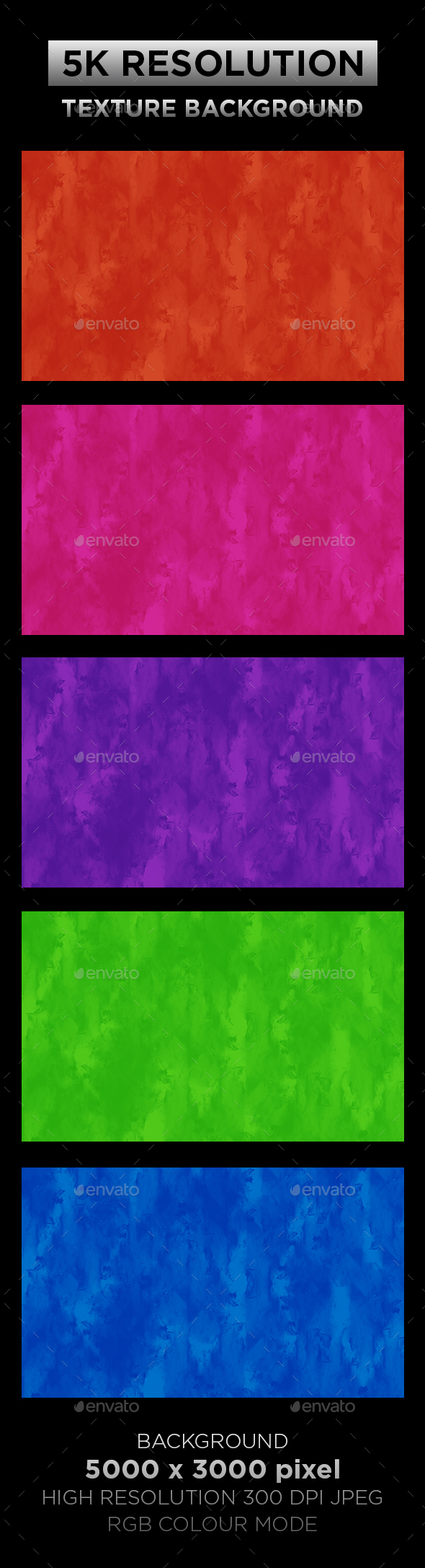Texture Background Set 005