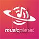 Musicplanet Logo