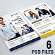 Corporate Flyer Template - Business Flyer Template