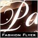 Parisian Fashion Flyer