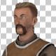 Viking Warrior Character Animation
