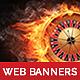 Web Banner Casino