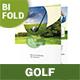 Golf Bifold / Halffold Brochure 6