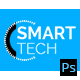 Smart Tech - PSD Template