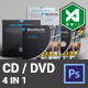 Corporate CD / DVD Template Vol.2