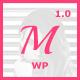 Madeline Fashion Blog WordPress Theme