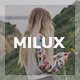 Milux Powerpoint Template