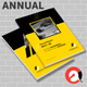 Annual Report Brochure Template 2018