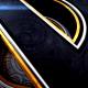 Elegant Metal Gold Logo