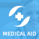 Medical Aid PSD Template
