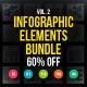 Infographic elements bundle v.02
