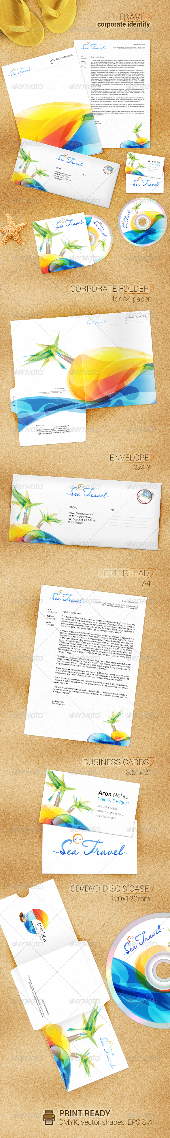 GraphicRiver Colorfull Corporate Identity 1933499