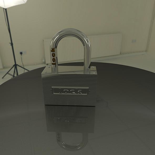 3DOcean Lock 20000419