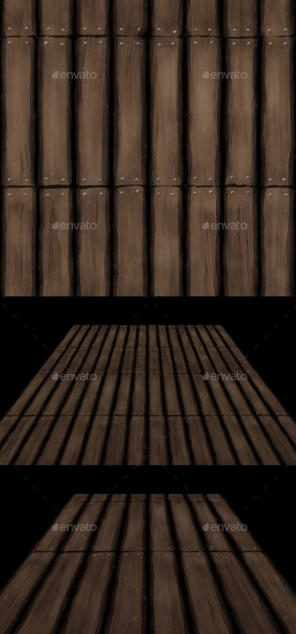 3DOcean Wooden planks 03 texture tile 20000717