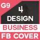 Facebook Cover Bundle(vol : 6) - 4 Design