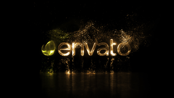 Videohive - After Effects Template - Particle Logo