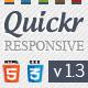 Quickr - Responsive HTML 5 Premium Template