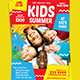 Kids Summer Flyer
