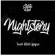 Nightstory Typeface