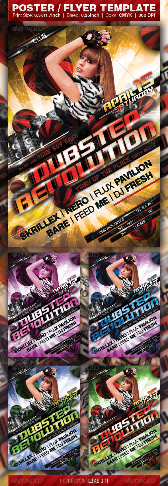 Dubstep Revolution - Clubs & Parties Events