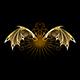 Mechanical Dragon Wings