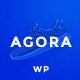 Agora - AJAX WooCommerce Theme